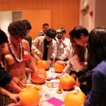 10-28 Pumpkin Carving