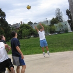 Basketball with HKN 4-9-06